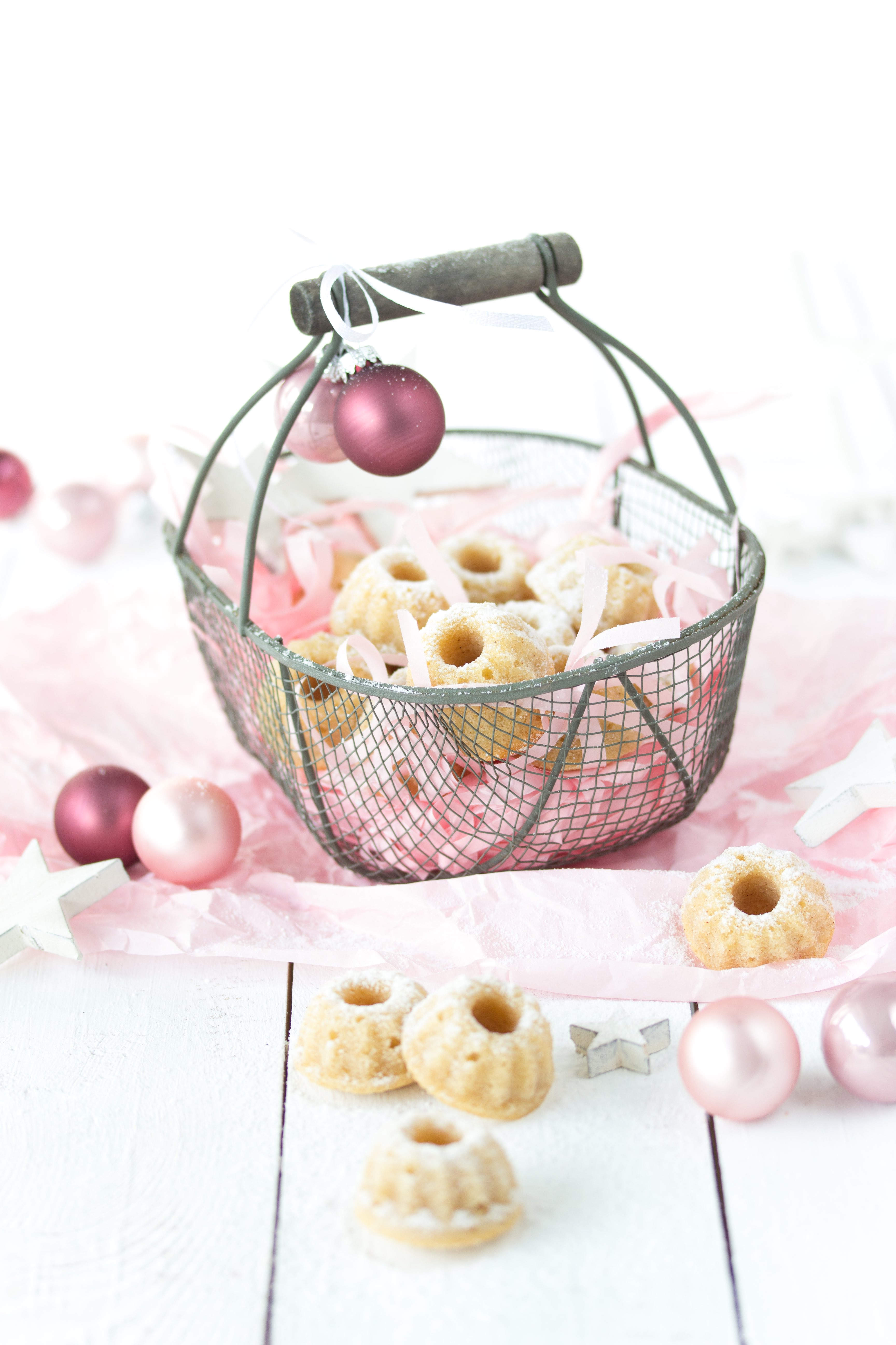 Apfel-Zimt-Minigugel