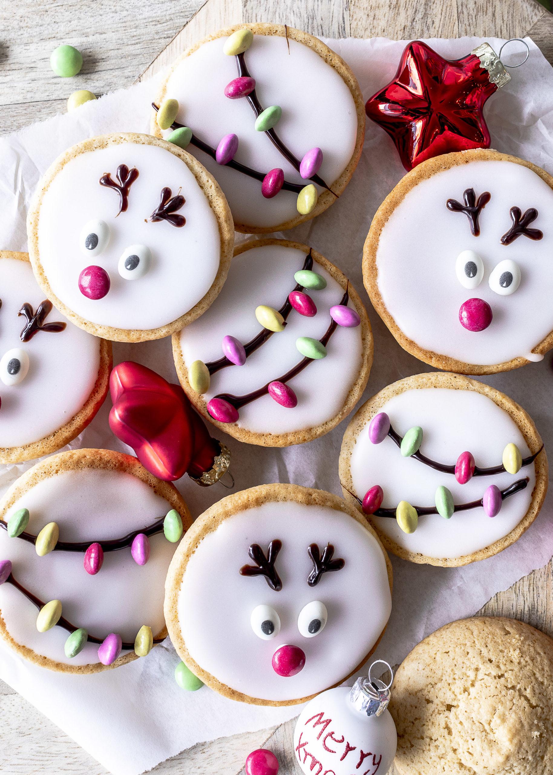 Weihnachtliche Amerikaner Emma S Lieblingsstucke