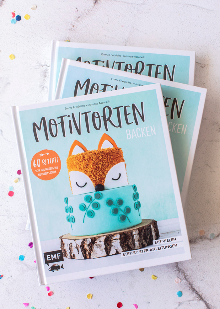 Backbuch Motivtorten backen mit Fondant Figuren Anleitungen Step by Step