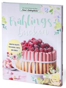 Frühlingsbacken Backbuch von Emma Friedrichs