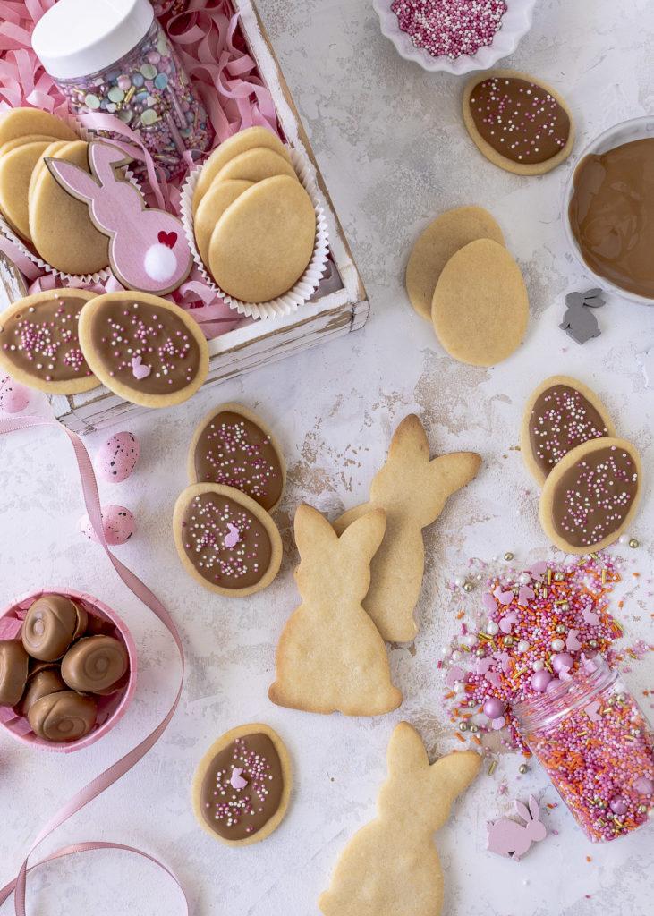 DIY: Osterkekse mit Karamell backen und dekorieren Emmas Lieblingsstücke